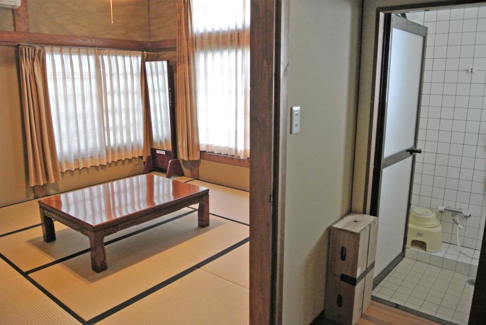 八千代座 新楽屋【座長室】の写真
