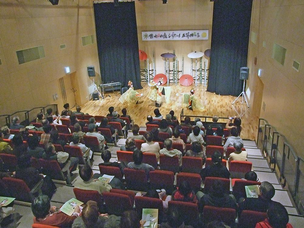 八千代座交流館のホール催事の写真