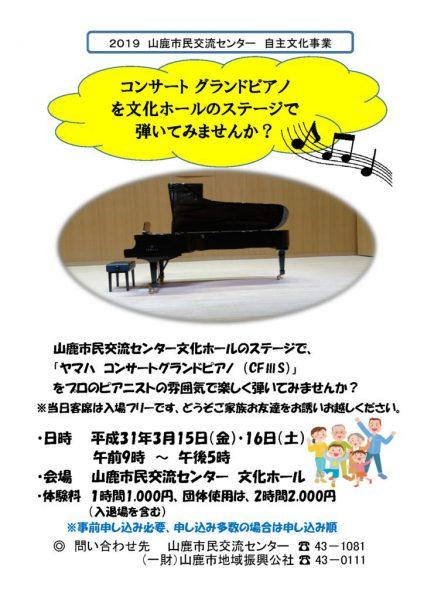 ピアノちらしH31.2作成のサムネイル